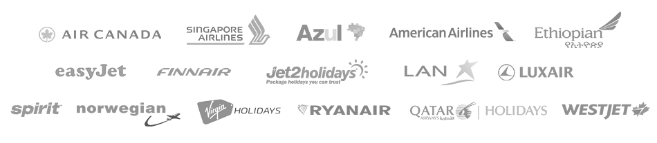 Travelstack Airline Logos